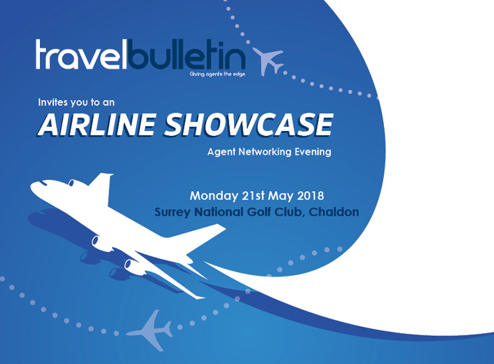 Airline Showcase - Tuesday, 21st May Surrey
