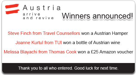 Austria Competition Winner