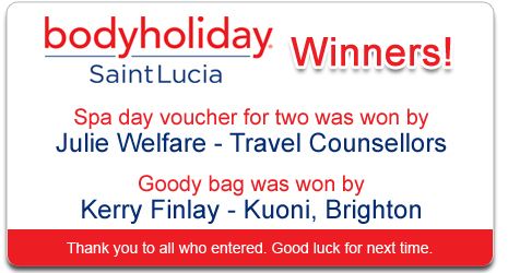 Body Holidays Competition Winner