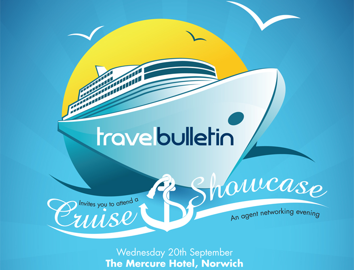 Cruise Showcase - Wednesday 20th September, Norwich