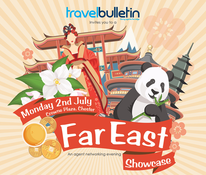Far East Showcase - Monday, 2nd July Chester