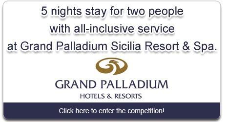Grand Palladium Competitions