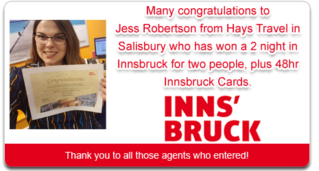 Innsbruck Competition Winner