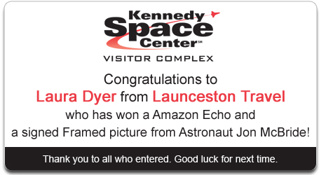 Kennedy Space Center Competition Winner