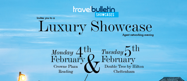 Luxury Showcase - 4th February, Reading