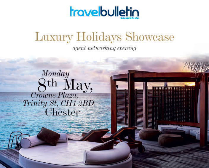 Luxury Showcase 8th May Chester