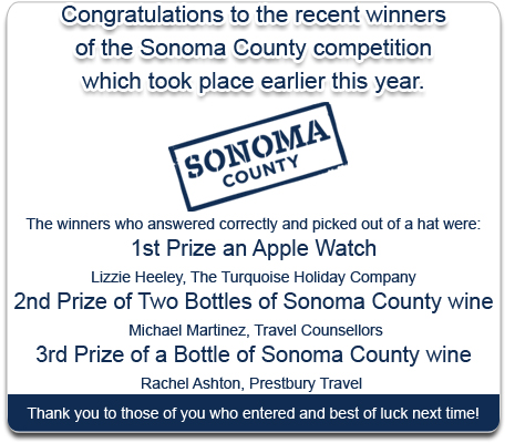 Sonoma County Competition Winner