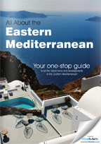 Eastern Mediterranean October 2012