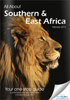 Southern and East Africa February 2013