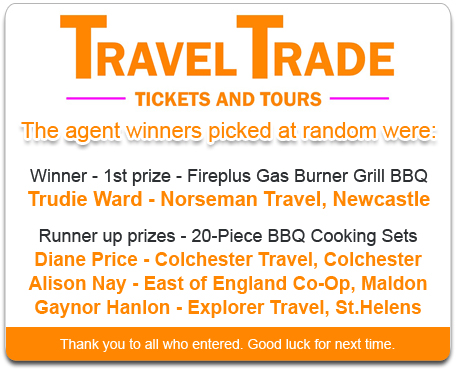 Travel Trade Competition Winner