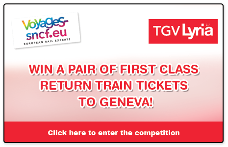 Voyages SNCF Competition