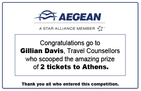Aegean Competition Winner