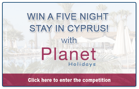 Planet Holidays Competition