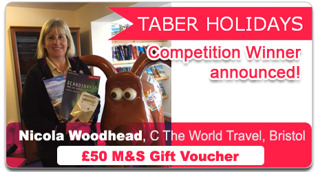 Taber Holidays Competition
