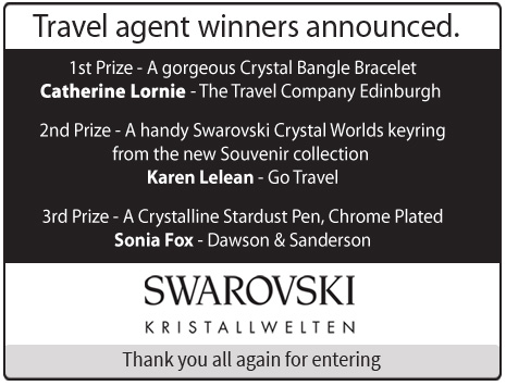 Swarovksi Competition Winner