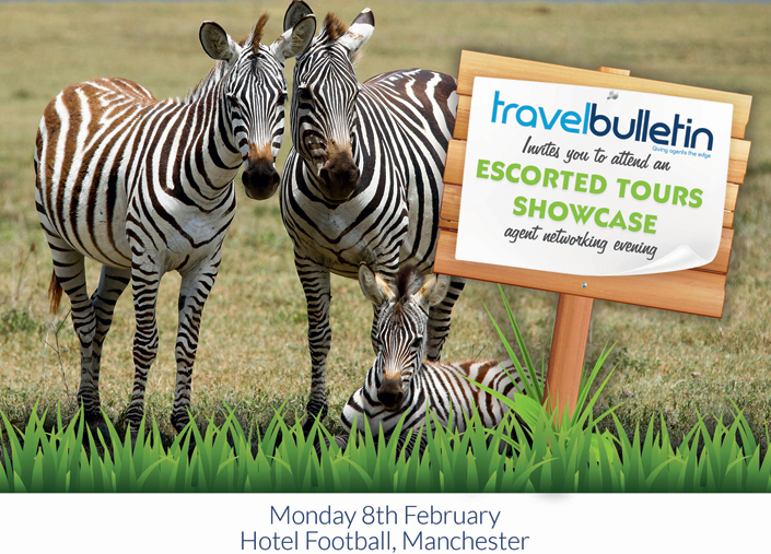 Escorted Tours Showcase 8th February 2016 Manchester