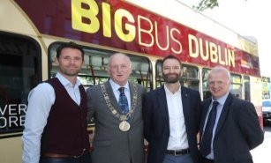 Big Bus expands into Dublin