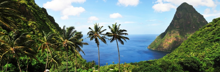 The Saint Lucia Tourism Authority launches 'Seven Minutes in St Lucia' virtual escapes