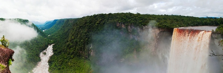 Guyana benefits as travel agents seek out new destinations