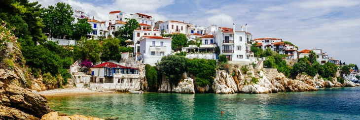 Classic Collection Holidays offer a lively trip to the island of Skiathos