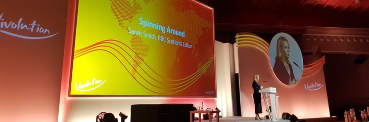 Brexit: Keynote speaker Sarah Smith discusses the 'crisis of trust' in travel