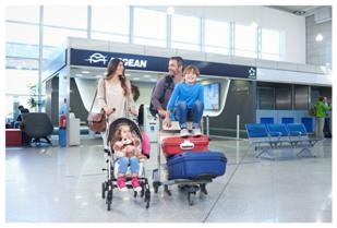 New services for families from Aegean