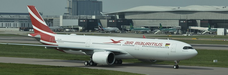 Air Mauritius launches A330-900neo aircraft