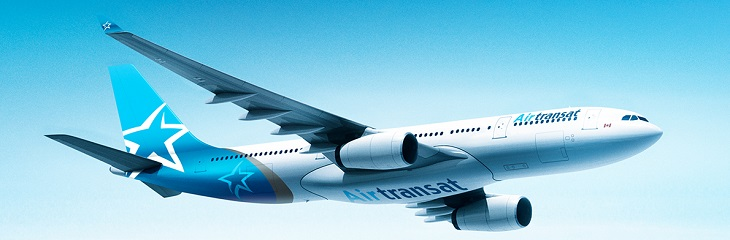 Win £20 in shopping vouchers with Air Transat bookings