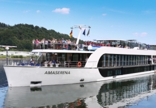 New brand campaign from AmaWaterways
