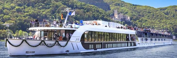 CLIA announces new ship for River Cruise Conference 2019