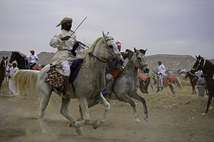 UNESCO heritage status for Oman's traditional horse and camel racing event