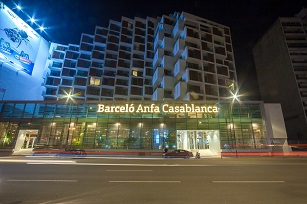 Barceló Hotel Group opens its fifth hotel in Morocco