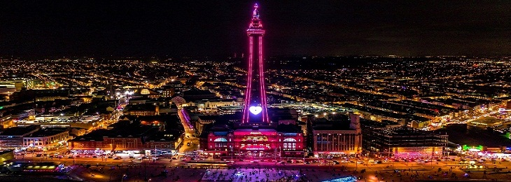 Blackpool Illuminations credit Greg Wolstenholme Photography jpg