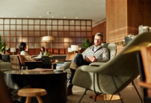 Cathay Pacific reopens Heathrow lounge following renovation
