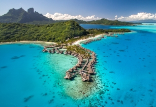 Conrad debuts first property in French Polynesia