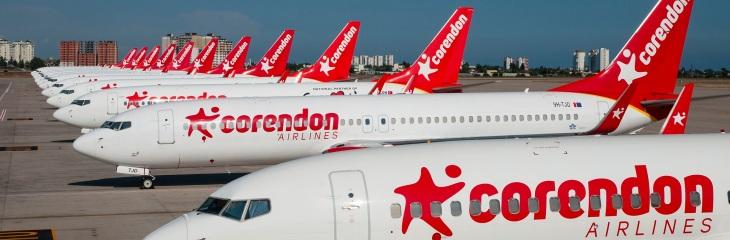 Corendon Airlines launches over 500,000 flights for summer 2022