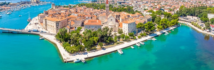 Croatia's tourist numbers are on a rise
