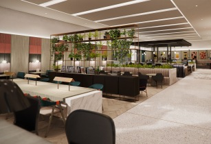Bold new designs for Crowne Plaza Hotels & Resorts revealed