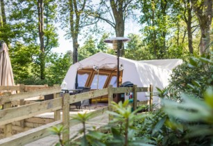 Accessible glamping comes to Dundas Castle