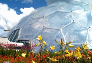 Eden Project named No.1 attraction Brits want to visit before they die