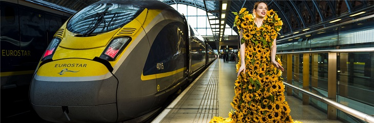 Eurostar launches third direct daily service between London and Netherlands