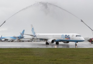 Flybe connects Cardiff with Rome for the first time