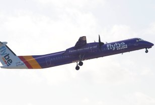 New fleet plans from Flybe