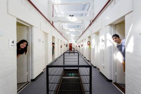 Fremantle prison YHA