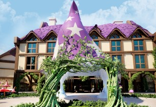 Let your imagic-nation run wild at Gardaland Magic Hotel