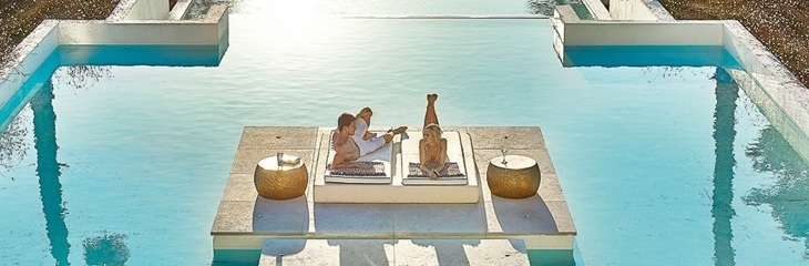 Grecotel in Rhodes receives regal rebrand