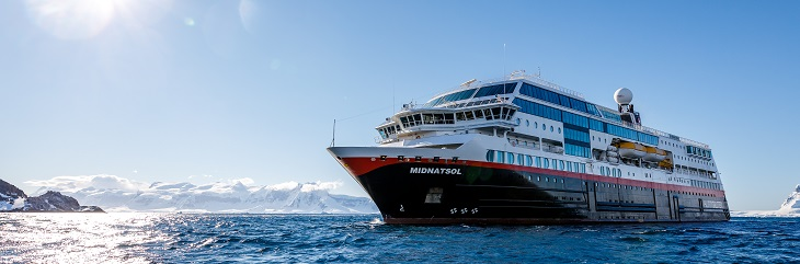 Hurtigruten introduces three new hybrid-powered cruise ships