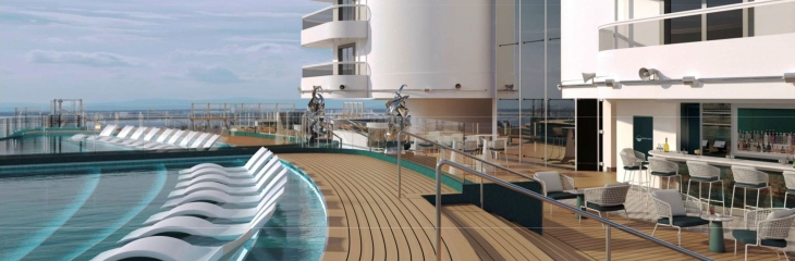 MSC Cruises begins the countdown to MSC Seashore's launch