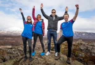 Icelandair & national football team create Team Iceland Stopover