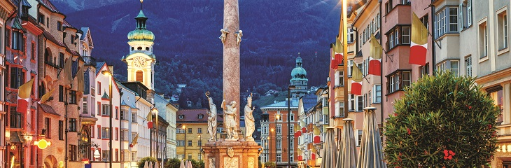 Innsbruck for non-skiers as well as snow bunnies
